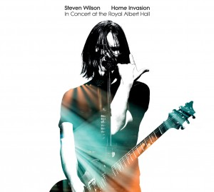 Home Invasion: In concert at the Royal Albert Hall (CD X2) (DVD) - STEVEN WILSON