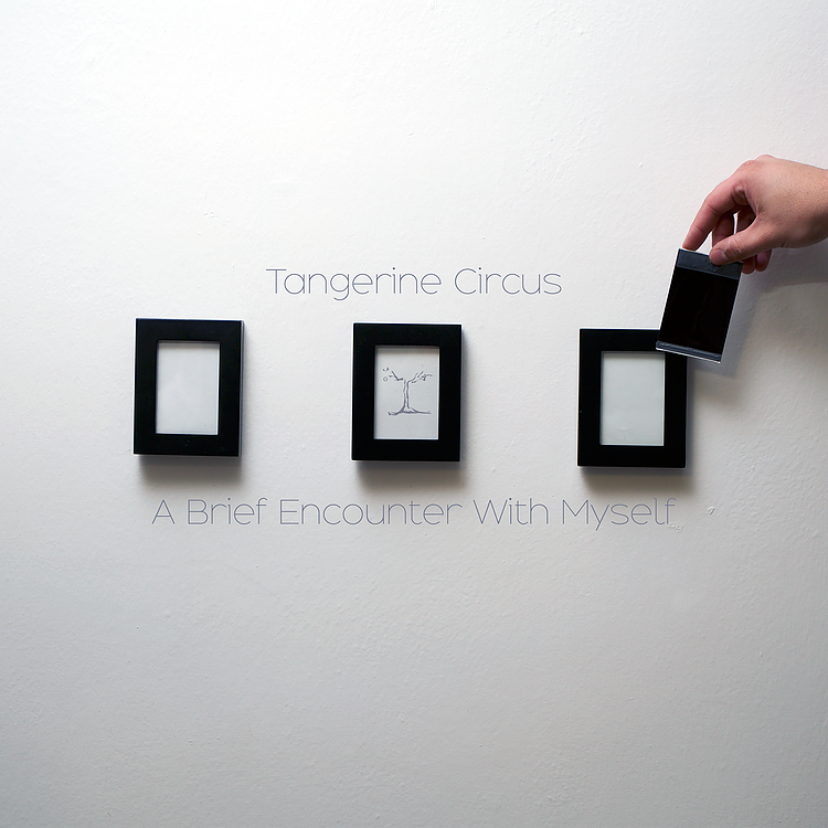 A brief encounter with myself - TANGERINE CIRCUS