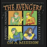 On a mission  - THE AVENGERS