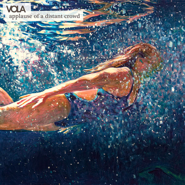 Applause of a distant crowd - VOLA